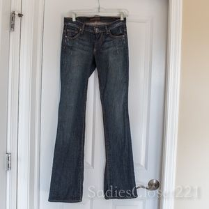 James Cured by Sean Jeans size 24
